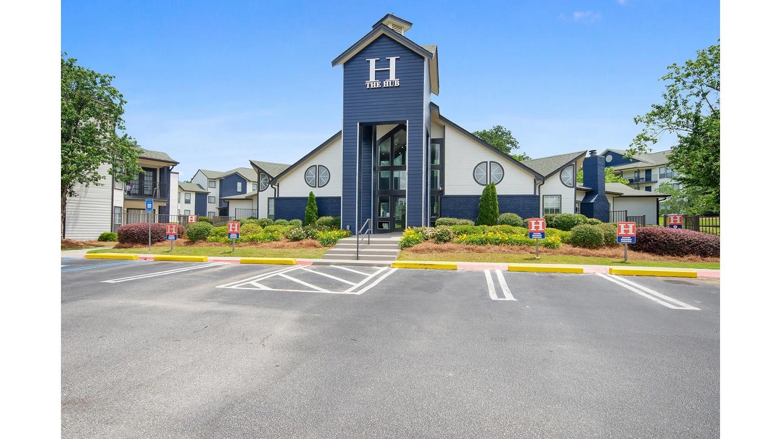 The Hub at Auburn