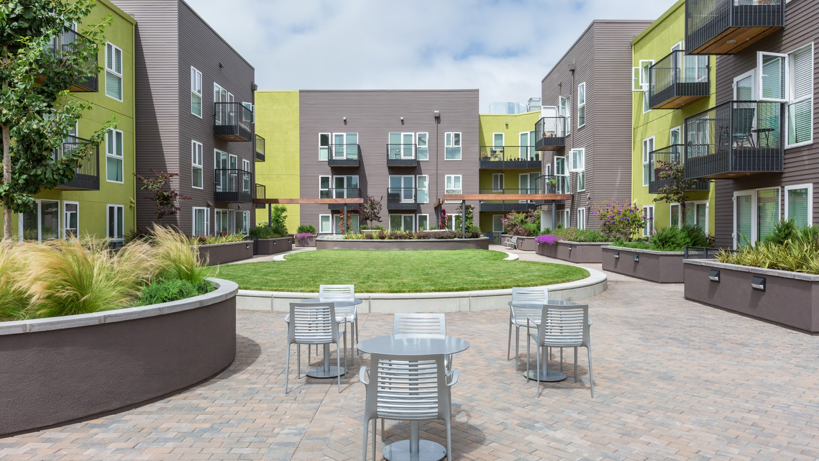 Parc on Powell Apartments