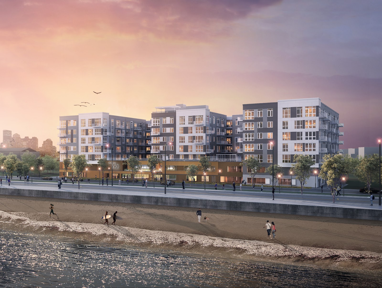 Ocean 650 Apartments