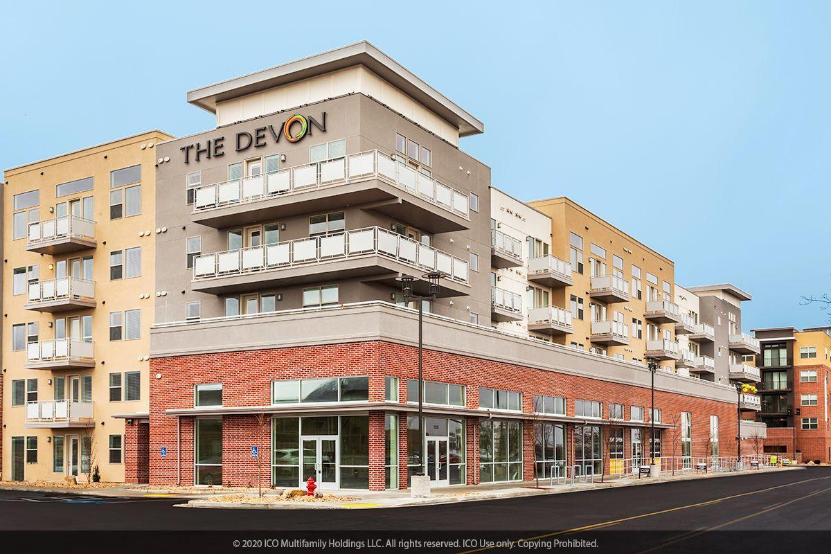 The Devon at University Place
